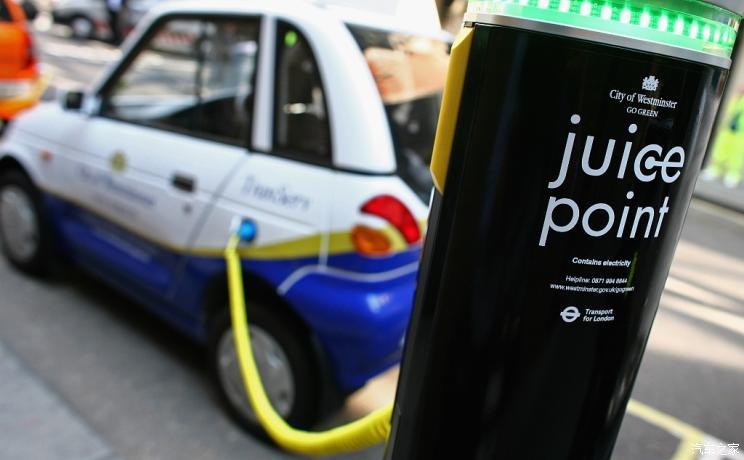 英国将推广公共充电站一卡通支付