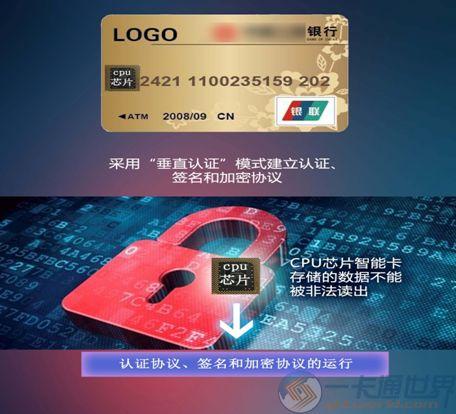 基于垂直认证模式的银行卡安全解决方案