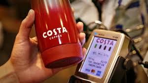 巴克莱与CostaCoffee联合推出可非接触支付的咖啡杯