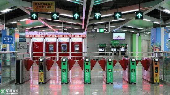 港媒:二维码支付有局限地铁过闸机易拥堵中国可能错过NFC发展机会