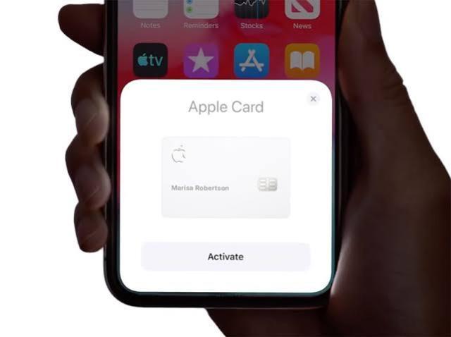 AppleCard包装彩蛋:内置NFC芯片iPhone靠近后可激活卡片